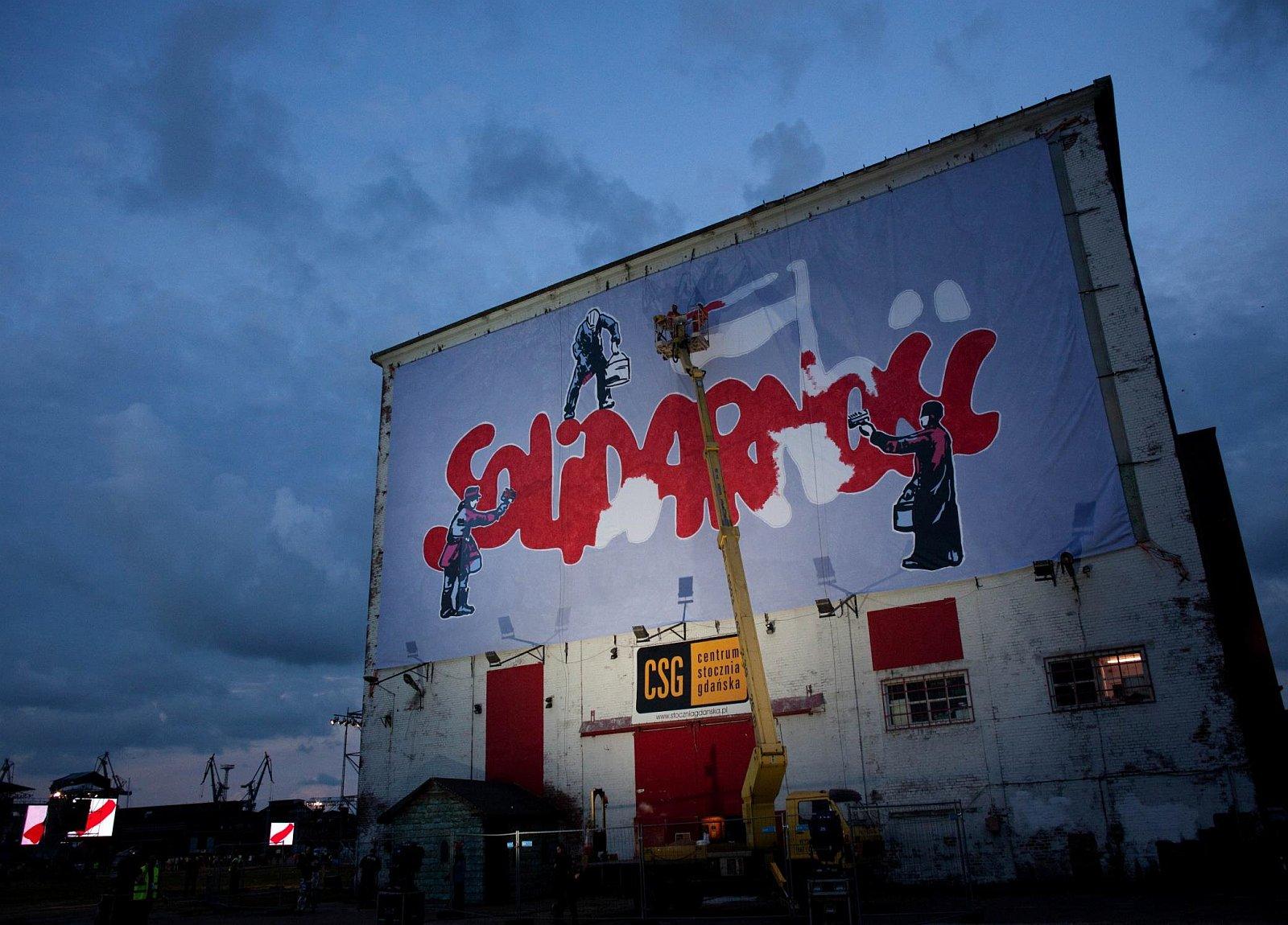 Kolekcja murali 2011