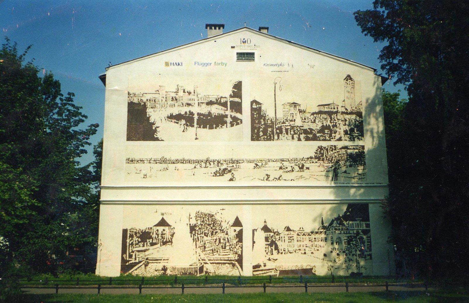 10 lecie Sopotu, 2001