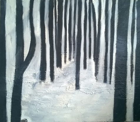 piotr-szwabe-vel-pisz_tymczasem-w-lesie-olej-plotno-120na140cm-2016,