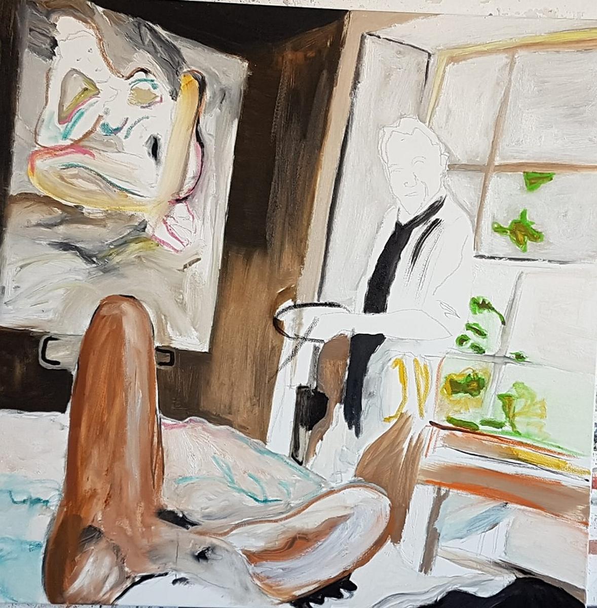 szwabe_malarstwo_lucian-freud-and-his-muza-olej-na-plotnie-60x80cm-_www